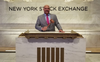 Mark Henry Visits the New York Stock Exchange